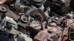 Commercio rottami in genere ferrosi e metallici