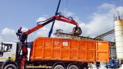 Noleggio o comodato di container scarrabili